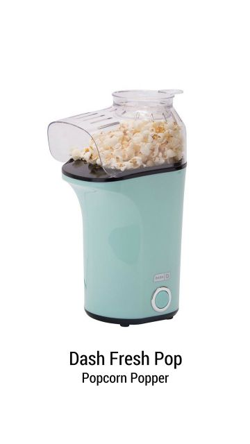 Dash Fresh Pop Popcorn Popper