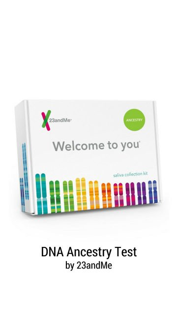 DNA Ancestry Test