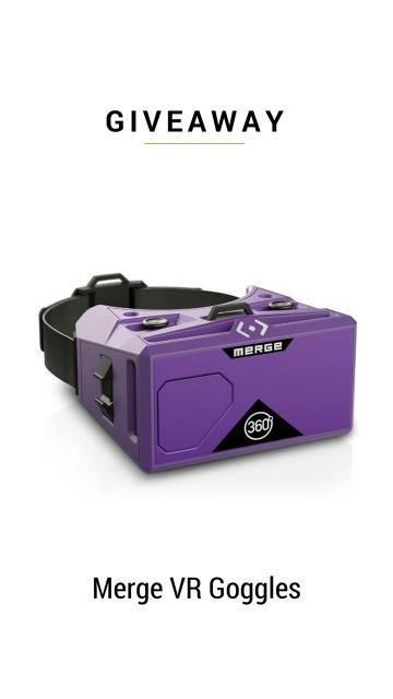 Merge VR Giveaway