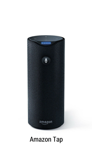 Amazon Tap Giveaway